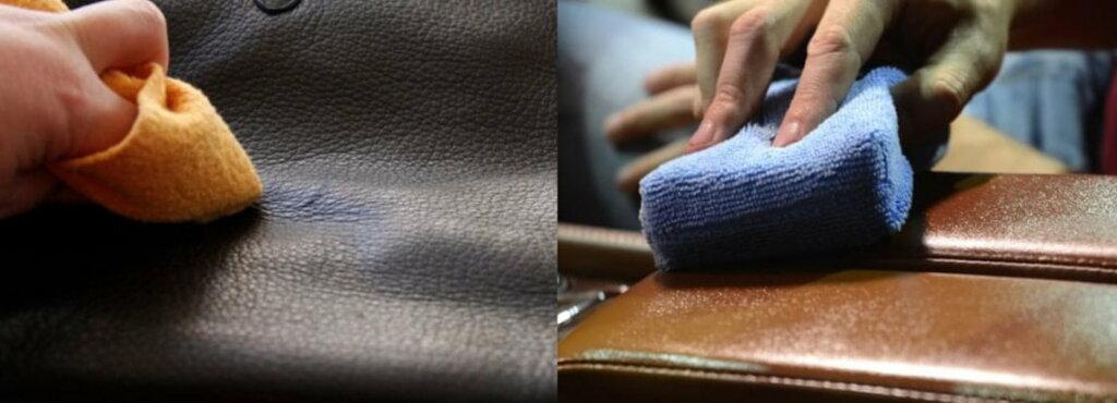 Как ухаживать за кожаными изделиями ВЕРФЬ