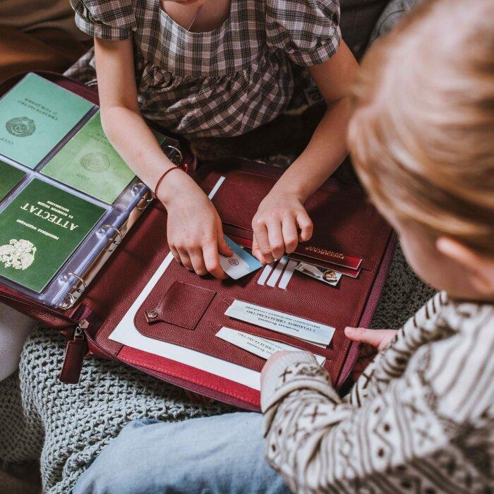 сортировка семейных документов