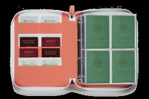 Папка для документов — Дела Семейные Eco Peach