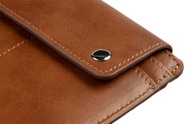 Дорожный кошелек Smart Brown
