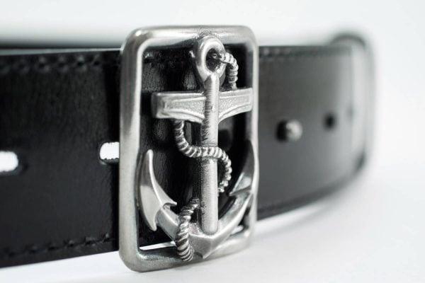 Офицерский ремень Silver