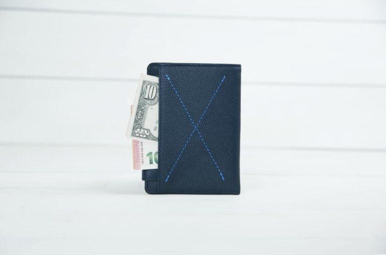Аксессуары для путешествий Аксессуары Дорожные кошельки Аксессуары Бумажник водителя Обложка на паспорт Smart Blue