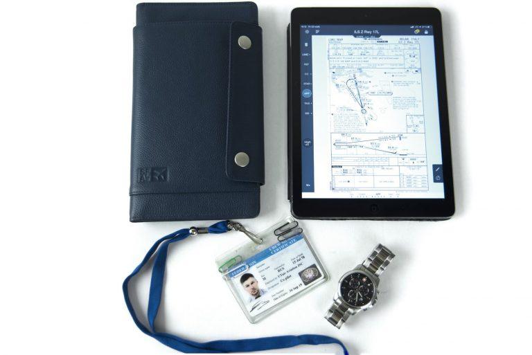 SF системы хранения SF Air, папки для пилотов и стюардесс SF Air Синий