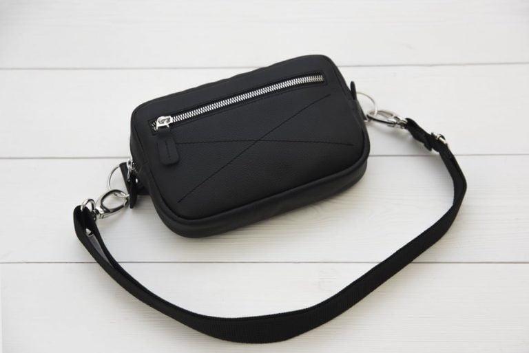 Поясная сумка Bumbag Black