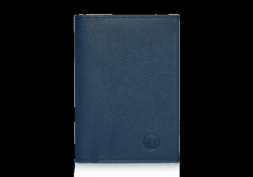 Аксессуары Обложка на паспорт Docker Blue