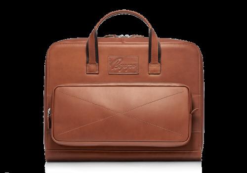 Сумки Деловые Для ноутбука Мужские Деловая сумка Continent Brown