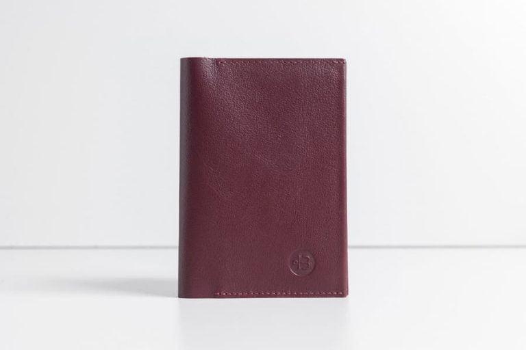 докер бордо обложка на паспорт с карманами