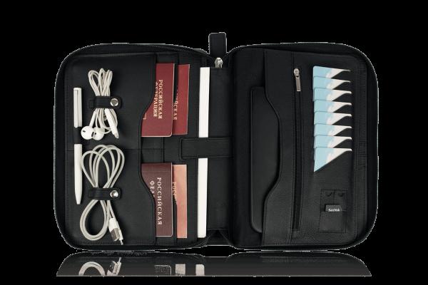 Папка для путешествий Travel Pack Black