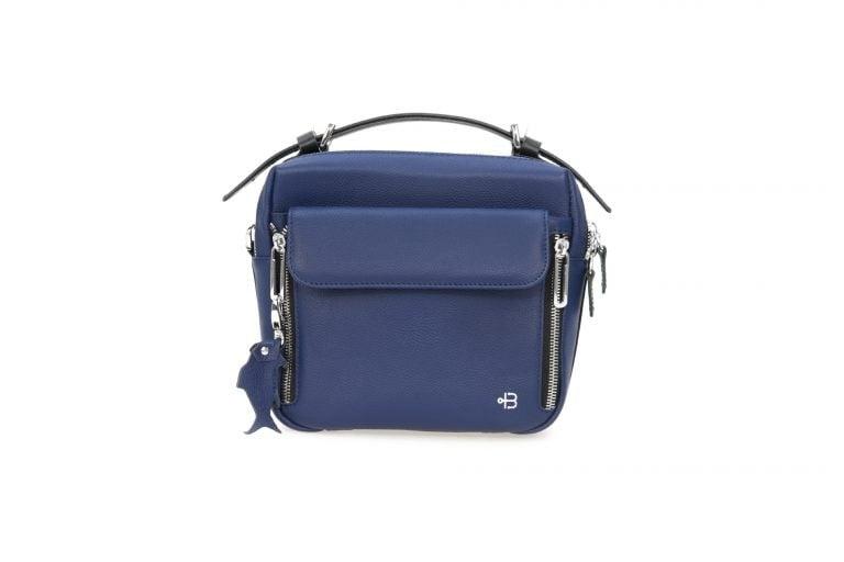 Сумки Подарки на 8 марта Женские Женская сумка Shell Blue