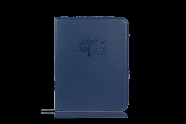 Папка для документов — Дела Семейные Blue