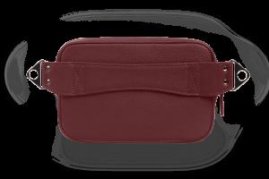 Поясная сумка Bumbag Bordo