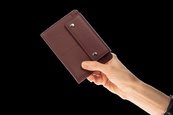 Дорожный кошелек Smart Bordo
