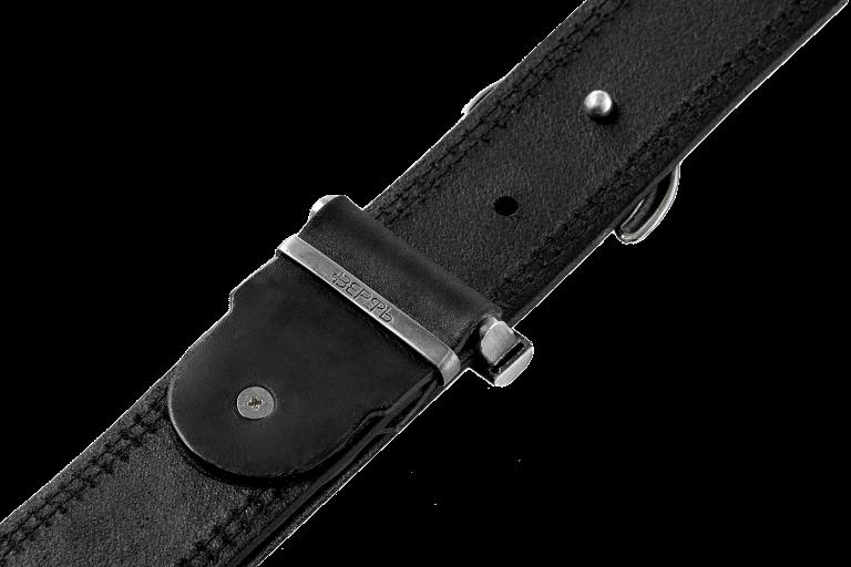 Мужские кожаные ремни Аксессуары Для брюк Мужские кожаные ремни Anchor Belt Silver
