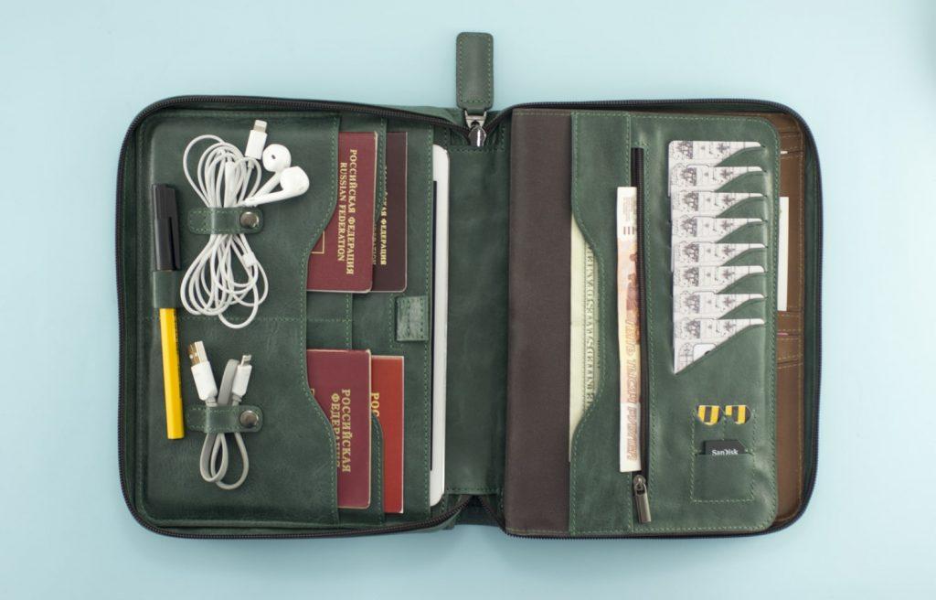 органайзер для документов для путешествий Travel Pack
