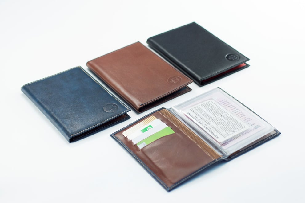 бумажники водителя Driver от Верфь