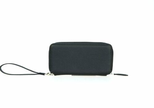 черное портмоне кошелек Tandem Black