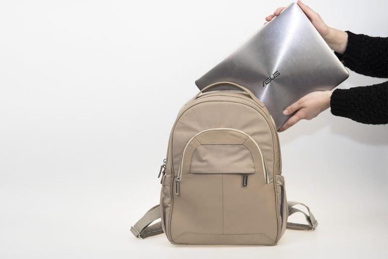 Сумки Для ноутбука Женские рюкзаки Shark Beige