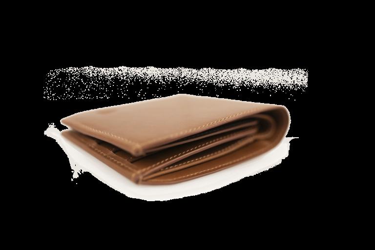 Кошельки Дизайнерские кошельки Коричневые кошельки Маленькие кошельки Кошельки Кошелек Crab Brown