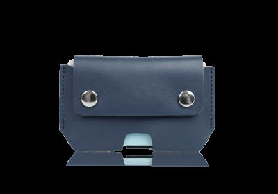 Картхолдер Robot Blue