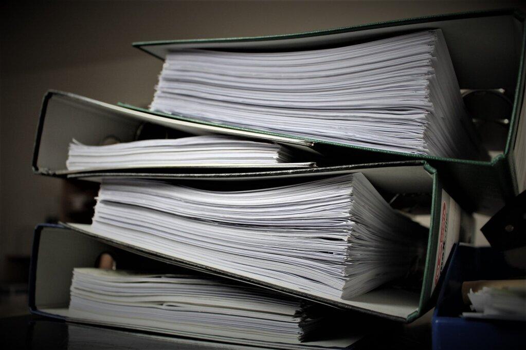 хранение документов в папке