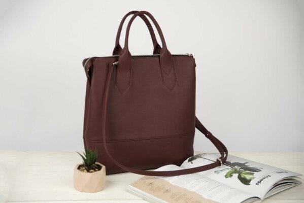 Женская сумка Laguna Bordo