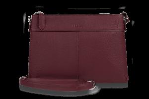 Женская сумка-клатч Breeze Bordo
