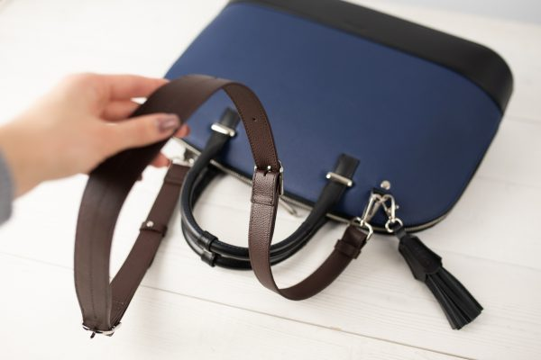 Ремень для сумки Широкий Brown