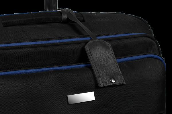Бирка для багажа Black