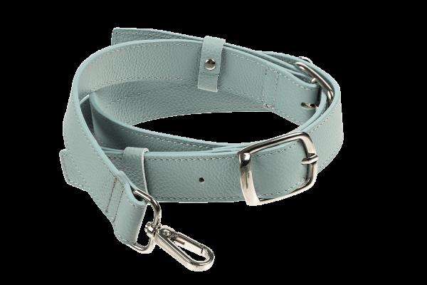 Ремень для сумки Широкий Grey Blue
