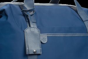 Бирка для багажа Blue