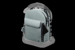 Женский рюкзак Dolphin Grey-Blue