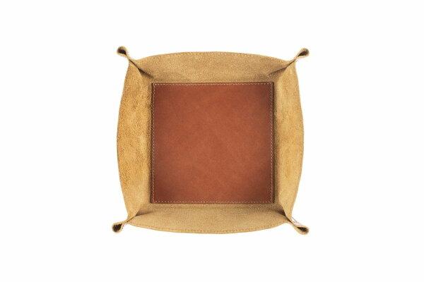 Органайзер на стол RAFT brown