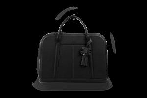 Женская деловая сумка Riviera black