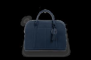 Женская деловая сумка Riviera blue