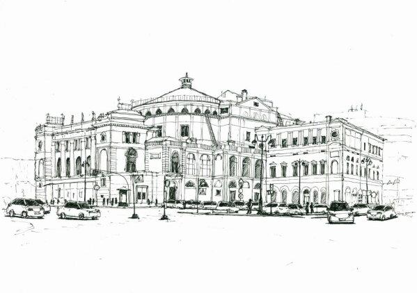 Постер Мариинский театр