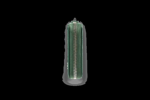 Кошелек Zipper Green