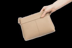 Женская сумка-клатч Breeze Beige