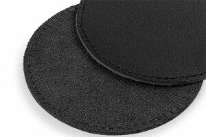 Коустер SUN Nord black (комплект 4 шт)