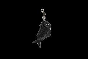 Брелок Рыбка Black