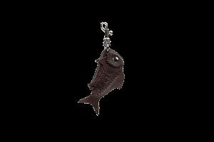 Брелок Рыбка Brown