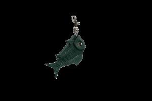 Брелок Рыбка Green