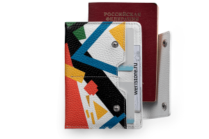 Дорожный кошелек Smart Malevich